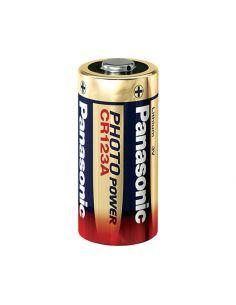 PANASONIC, CR123A - 3V Lithium Batterie (1 Stück im Blister)_53713