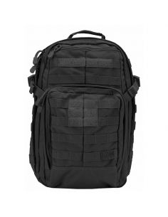 5.11 TACTICAL - RUSH 12 BACKPACK (klein), 24 Liter, black_57045