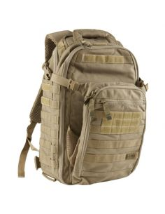 5.11 TACTICAL SERIES RUCKSACK ALL HAZARDS PRIME MOLLESYSTEM, SANDSTONE, 32 Liter_57148