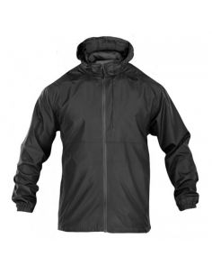 5.11 TACTICAL SERIES PACKABLE OPERATOR JACKET, BLACK_57713