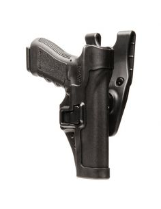 BLACKHAWK! PISTOLENHOLSTER SERPA DUTY LEVEL II BLACK, RECHTSHAND_62685