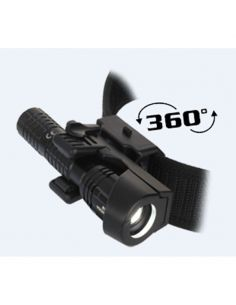 ESP Kunststoffholster LHU-04, Lampenkopfdurchmesser 34 mm_71125