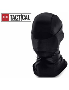 UNDER ARMOUR TACTICAL, Sturmhaube Balaclava HeatGear (kühlend), schwarz_90281