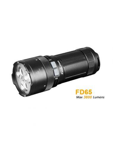 FENIX LED Taschenlampe, FD65 - 3'800 Lumen (ohne Akkus)_90315