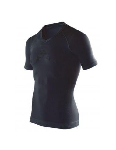 X-BIONIC Unisex Underwear GSM Energizer Light Shirt, black_90623