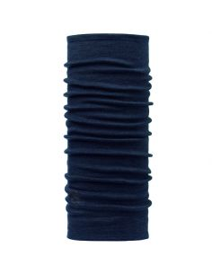 BUFF PROFESSIONAL, COLD Protection Neckwear, MERINO Wool THERMAL, navy_91263