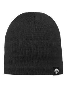 BUFF PROFESSIONAL, COLD Protection Headwear, KNITTET & POLAR HAT, solid black_91303