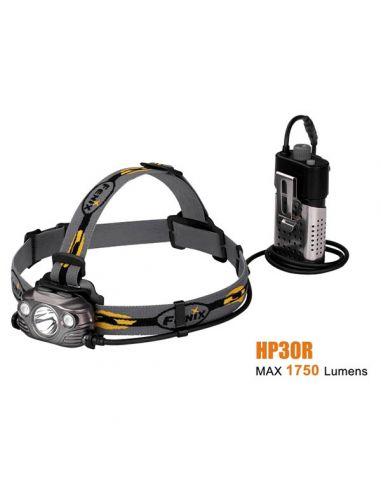 FENIX LED Stirnlampe, HP30R, 1750 Lumen, inkl. Akkus_98549