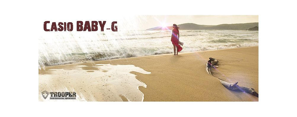 Casio Baby-G