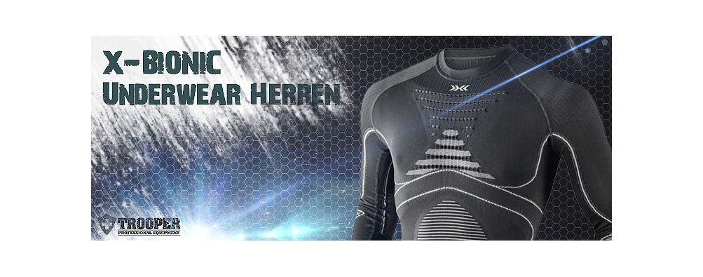 X-Bionic Underwear Herren