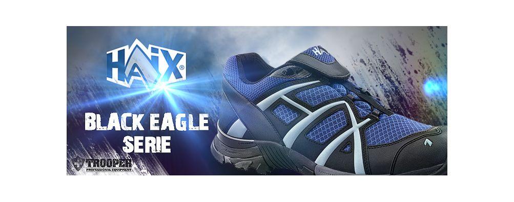 HAIX Black Eagle Serie