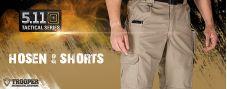 5.11 Hosen & Shorts