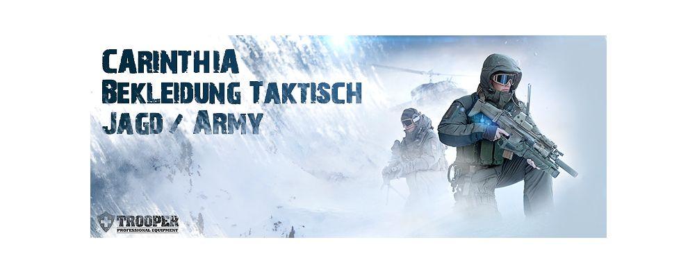 Carinthia Jacken Taktisch / Jagd / Army