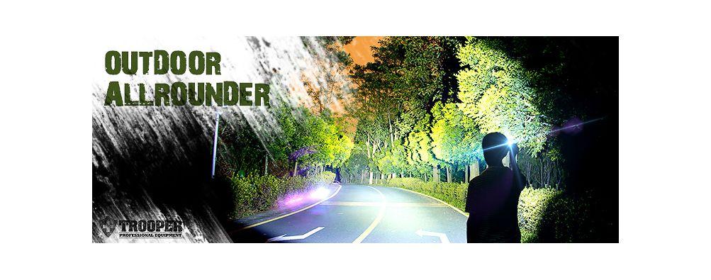 Klarus Taschenlampen Outdoor / Allrounder
