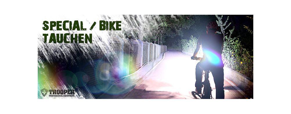 Klarus Bike / Tauchen / Special