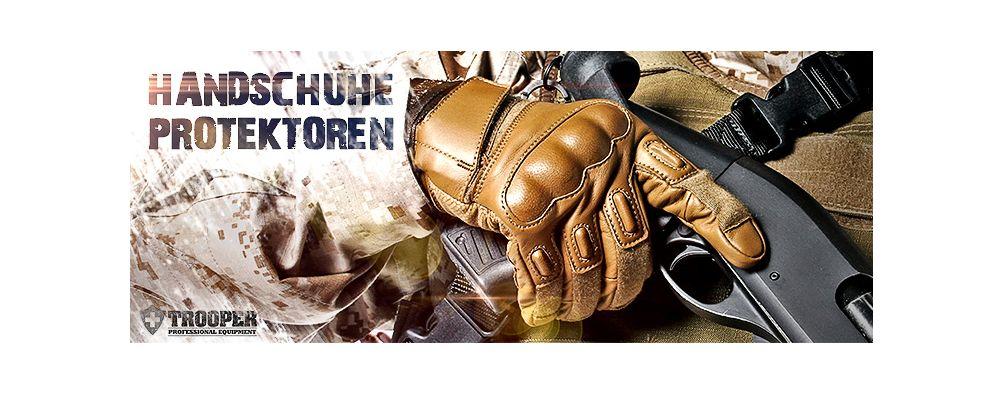 BLACKHAWK! Handschuhe / Protektoren