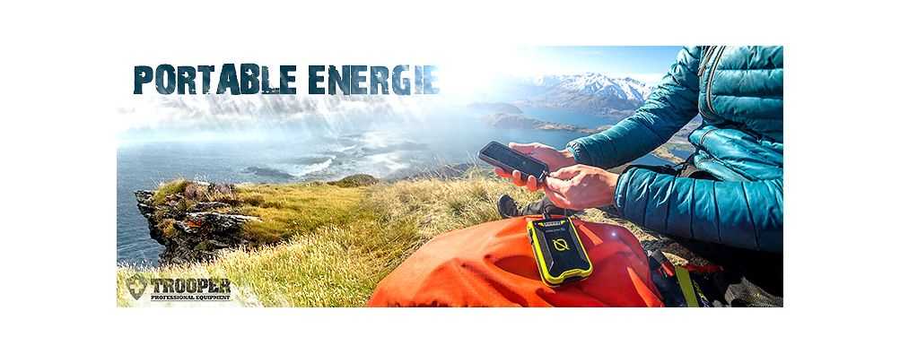Goal Zero - Portable Energie