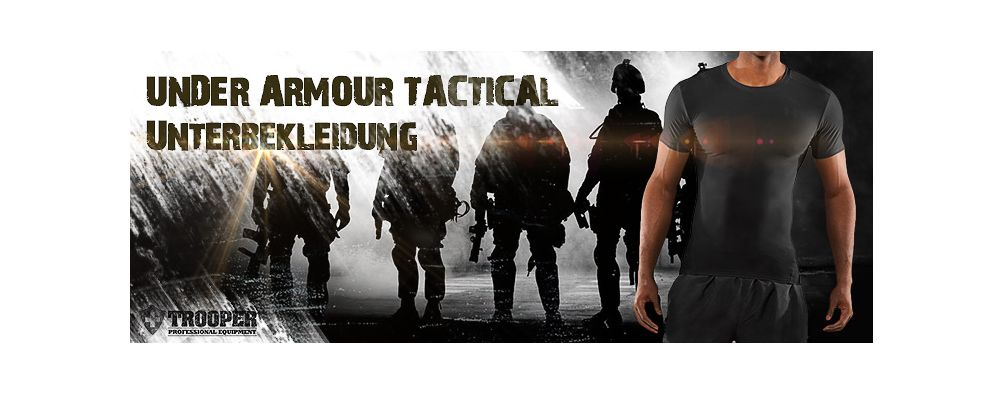 UNDER ARMOUR TACTICAL Unterbekleidung