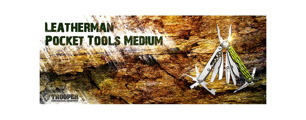 Pocket Tools Medium