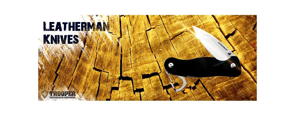 Leatherman Messer
