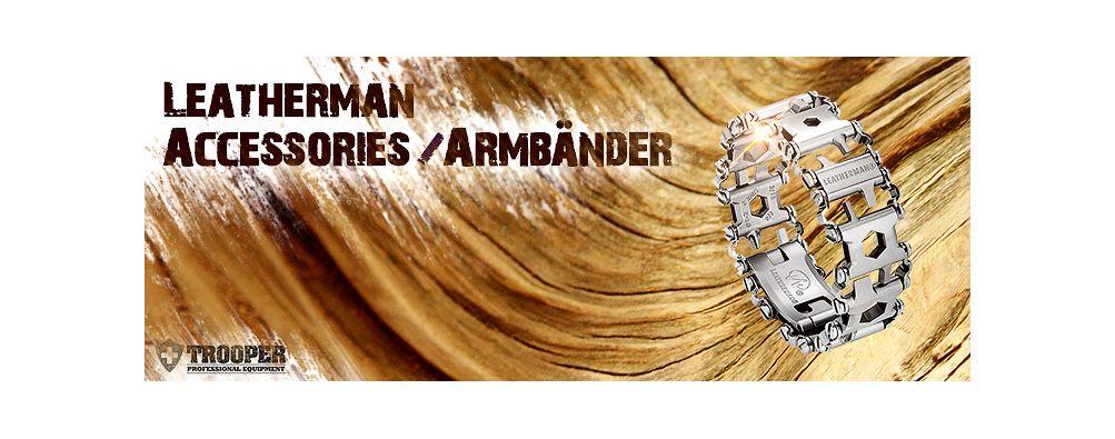Leatherman Accessories/Armbänder
