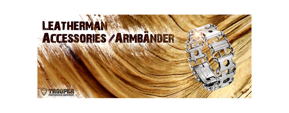 Leatherman Accessories/Armbänder
