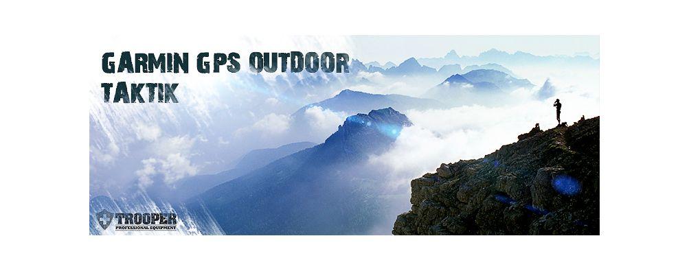 Garmin GPS-Uhren Outdoor / Taktik