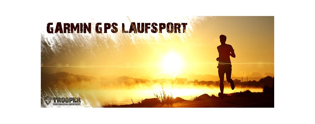 Garmin GPS-Uhren Laufsport