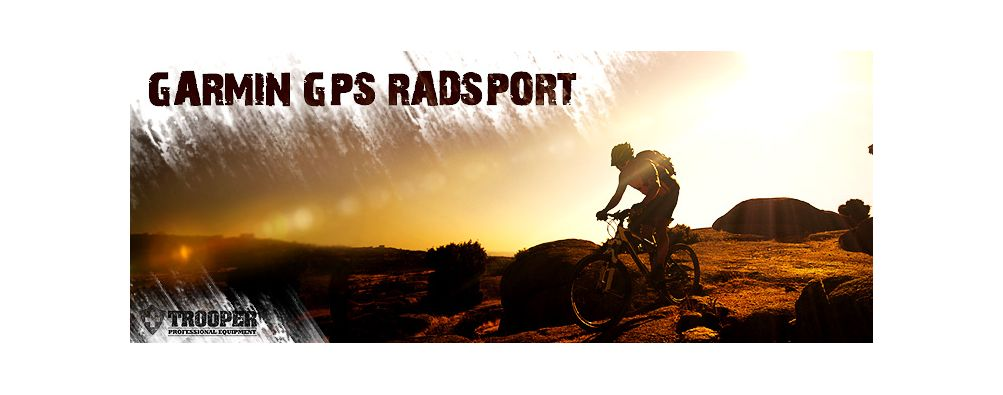 Garmin GPS-Geräte Radsport / Velocomputer