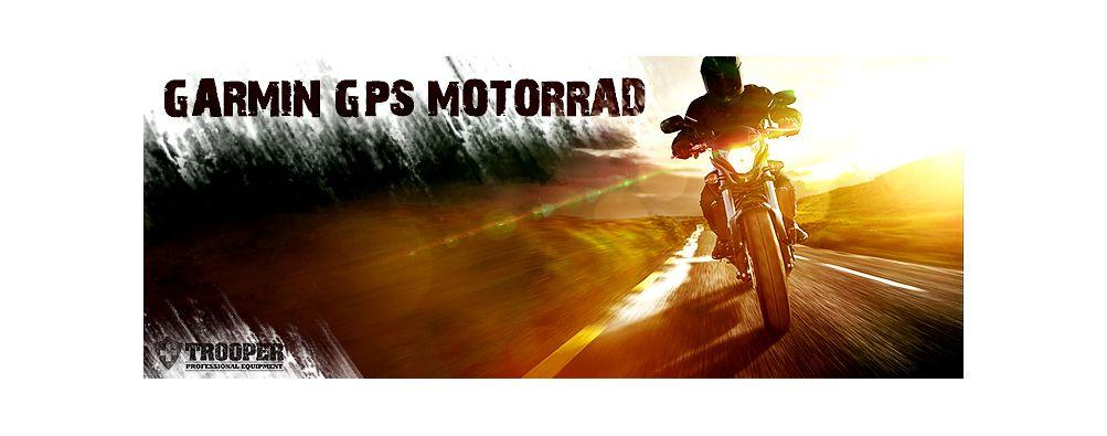 Garmin GPS-Geräte Motorrad