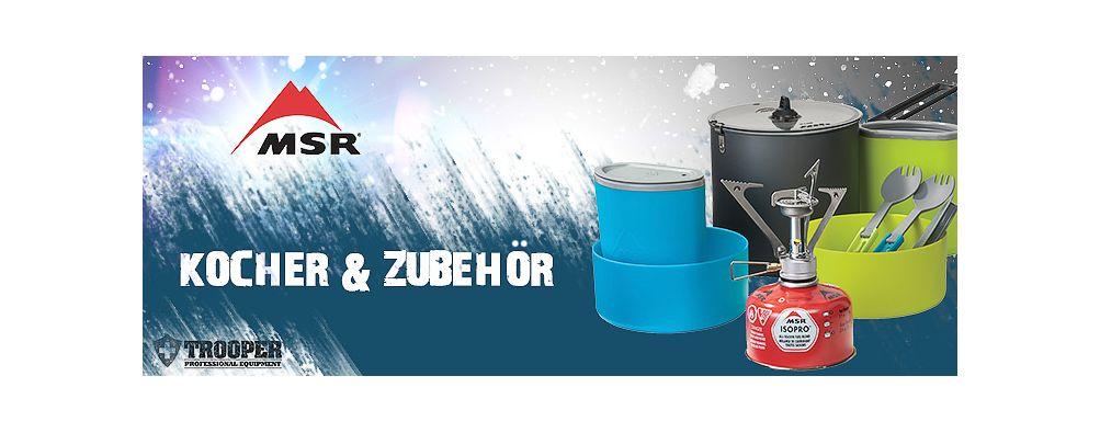 MSR Kocher & Zubehör
