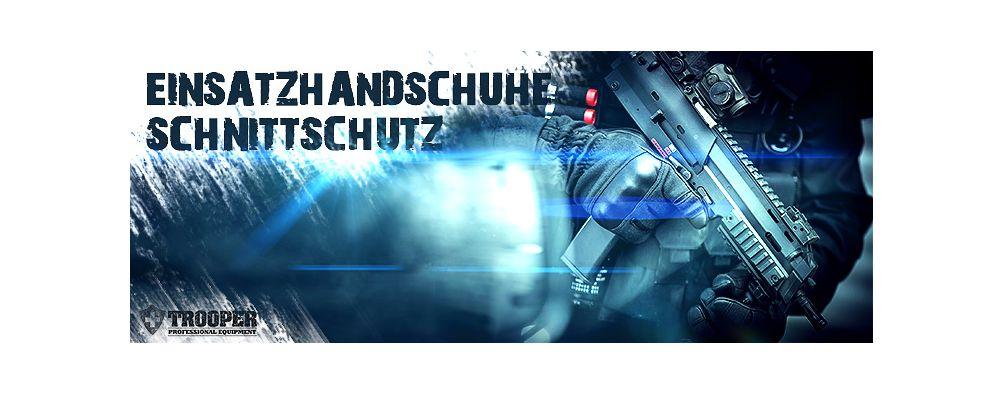 Einsatzhandschuhe mit Schnittschutz