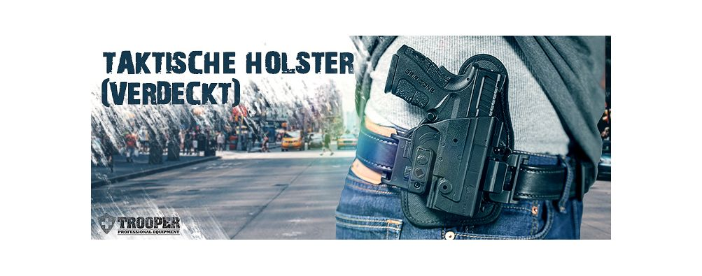 Alien Gear Holster - verdeckt - Inside Holster - TROOPER