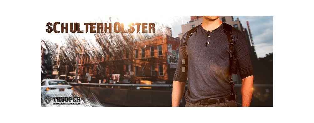Schulterholster von Alien Gear Holster - TROOPER