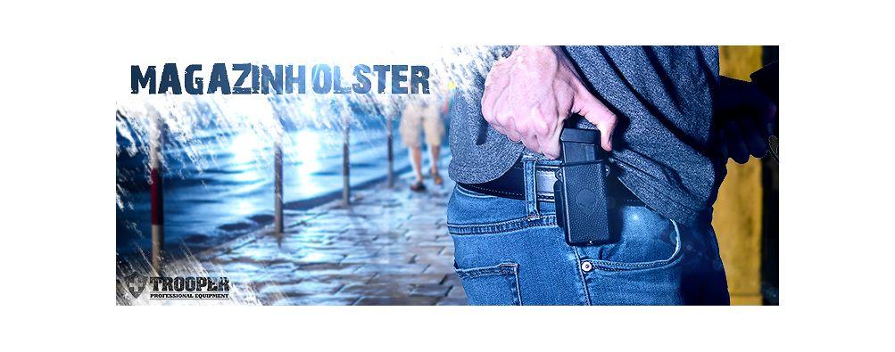 Magazin-Holster von Alien Gear Holster - TROOPER