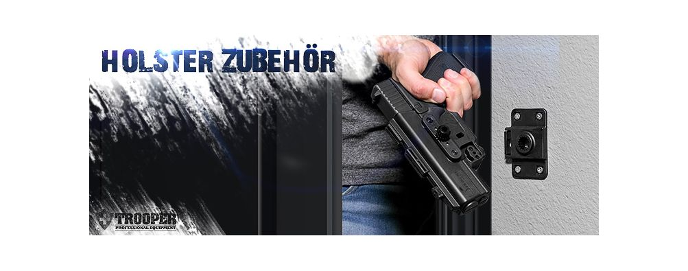 Alien Gear Holster - Zubehör - TROOPER