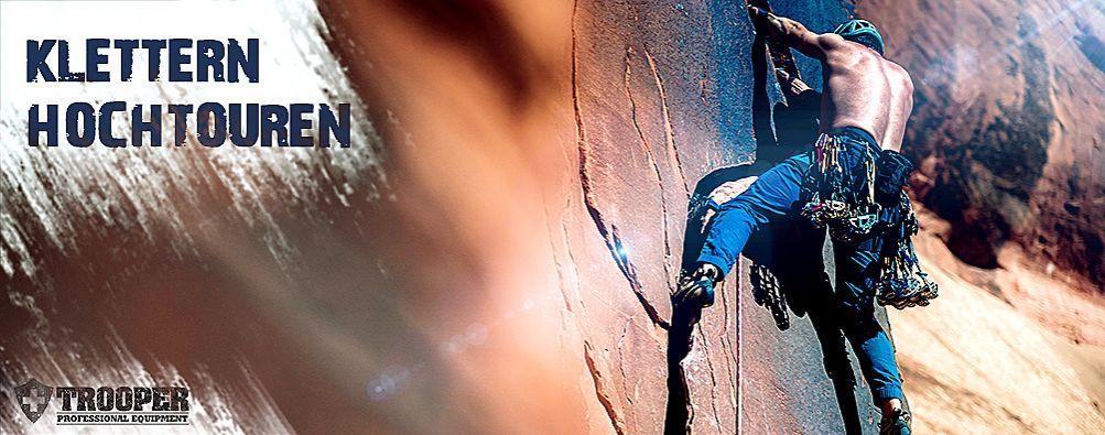 Klettern: PETZL Kletterausrüstung, Hochtouren - online beim Spezialisten