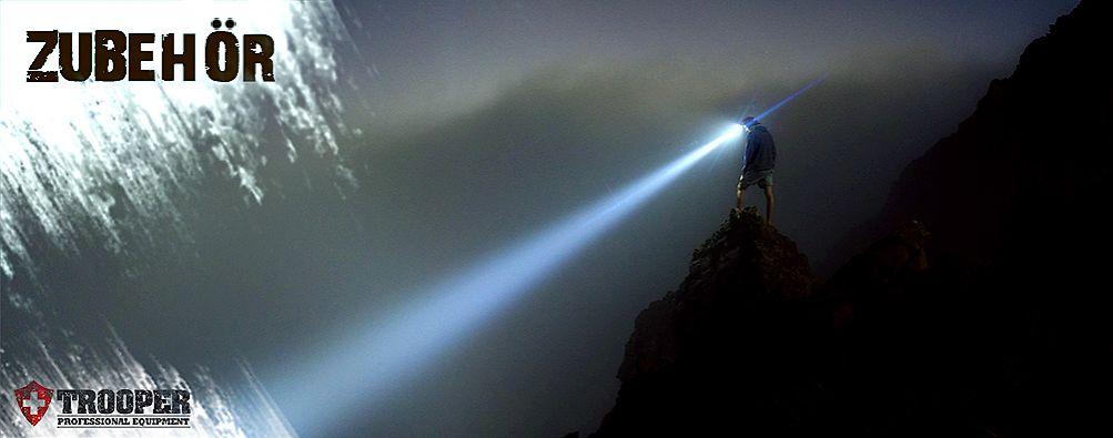 Zubehör für Deine Taschenlampe