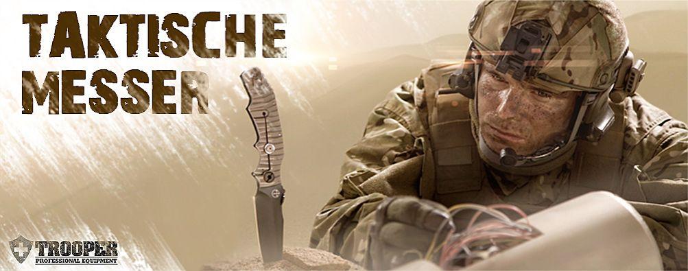 Taktische Einsatzmesser online bestellen