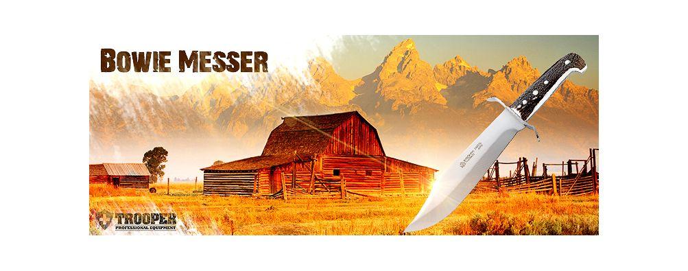 Bowie Messer online bei TROOPER kaufen