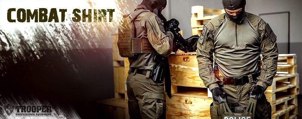 Combat Shirt von UF PRO und anderen Anbietern