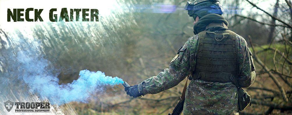 Neck Gaiter: Schutz und Tarnung - online bei TROOPER