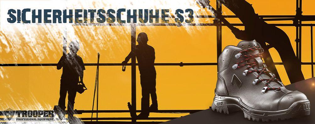 Sicherheitsschuhe S3: Grosse Auswahl online