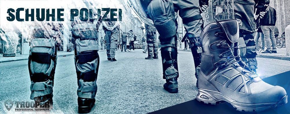 Einsatzschuhe für Polizei - Grosse Auswahl online