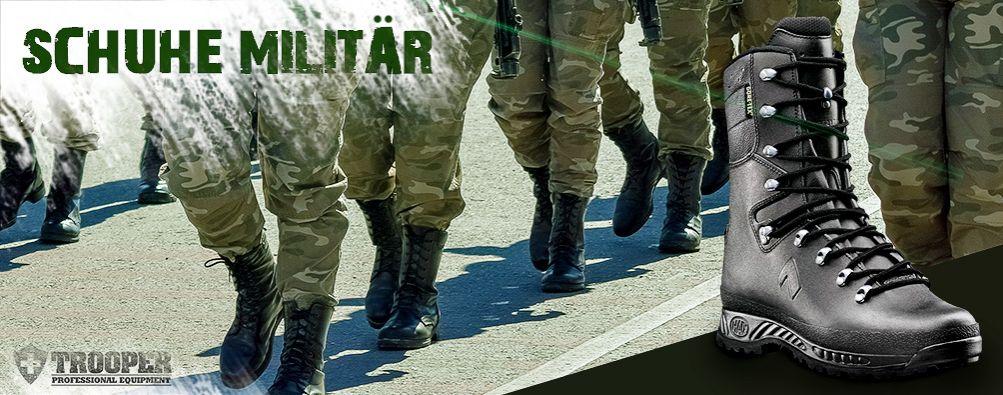Militärschuhe - Armeestiefel: Felddiensttauglich - online bestellen