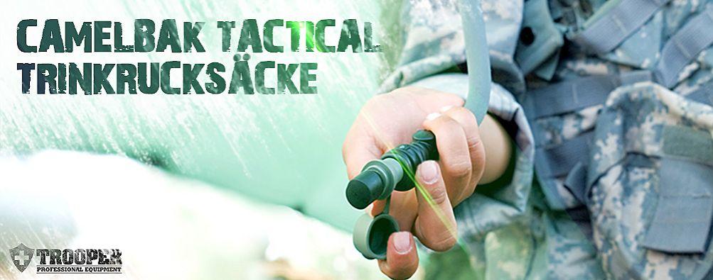 Trinkrucksack: CamelBak, Source - online bei TROOPER