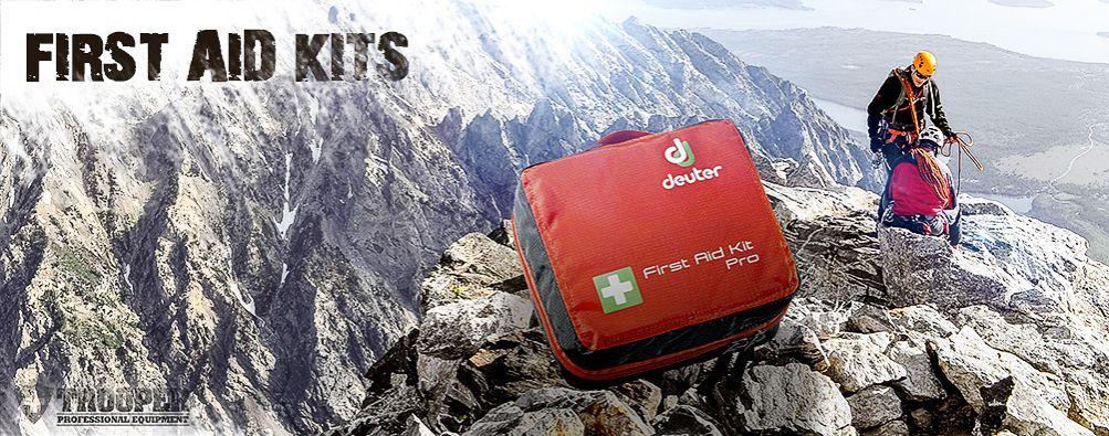 First-Aid-Kits: Erste Hilfe Sets für unterwegs online kaufen