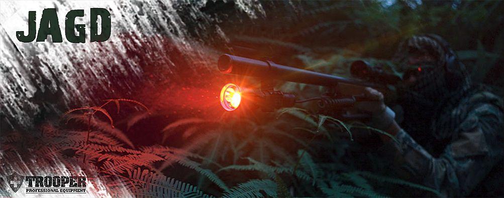 Taschenlampen für die Jagd