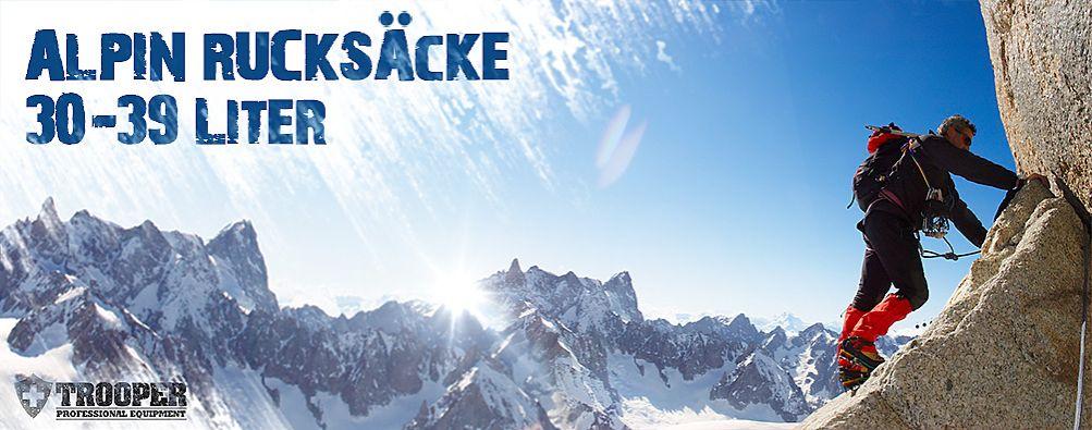 Alpin-Rucksack 30-39 Liter