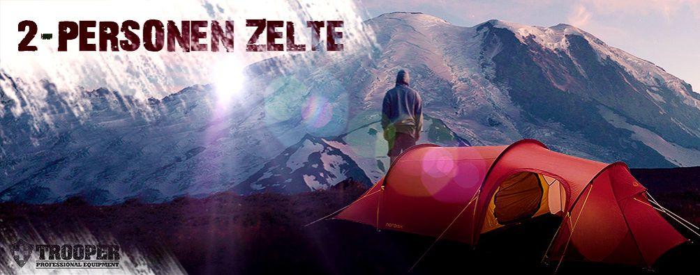 2er Zelt: Zelte für zwei Personen - online bei TROOPER